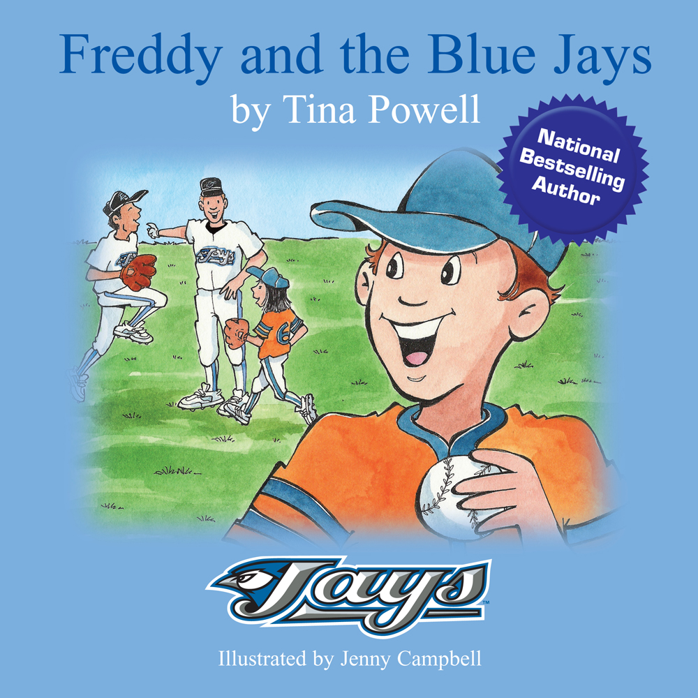 Freddy and The Blue Jays By Tina Powell
