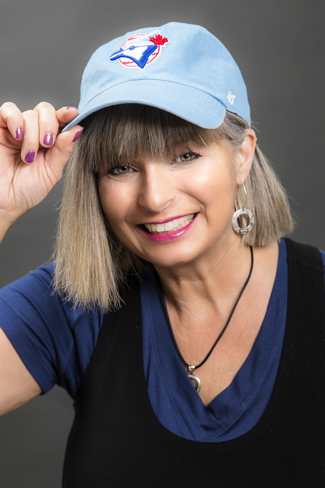 Tina Powell Author of Freddy And The Blue Jays