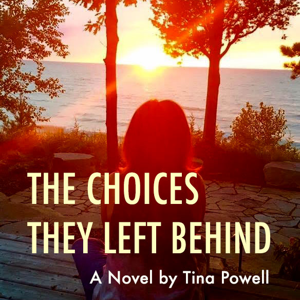 Forthcoming Novel by Tina Powell