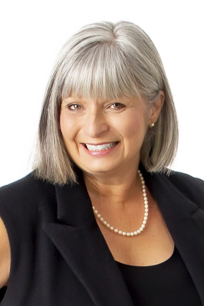 Advisor Tina Powell headshot for Advancing Women Leadership Program.